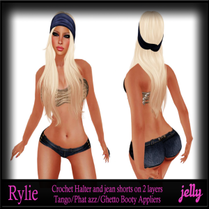 Jelly Rylie Ad (going Bust)